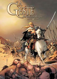 La Geste des Chevaliers Dragons Tome 18 : Arsalam La Guerre des Sardes