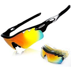 67aa6eb8be5 Sports Sunglasses Polarized for Men and Women
