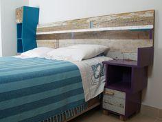 Camera Blu e Viola