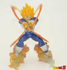 Anime Dragon Ball Z Super Saiyan Vegeta Battle State Final Flash PVC Action Figure Collectible Model Toy 15CM //Price: $US $10.78 & FREE Shipping //     #toys
