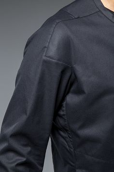 ACRONYM FW14/15 — Detail: Lightshell Industrial Micro Twill Articulated Jacket