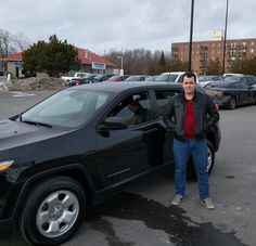 Thank you Dylan Ashe, once again for choosing Kingston Dodge. I am sure you will enjoy your New Cherokee. I really appreciate your business.