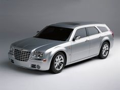 Chrysler 300 Touring Station Wagon Car.