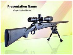 World war planes powerpoint template is one of the best powerpoint sniper rifle powerpoint template is one of the best powerpoint templates by editabletemplates toneelgroepblik Choice Image
