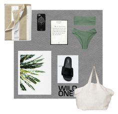 """""""Untitled #8"""" by silje-bjorkelid on Polyvore featuring interior, interiors, interior design, home, home decor, interior decorating, DENY Designs, J. Adams, Serena & Lily and The Beach People"""