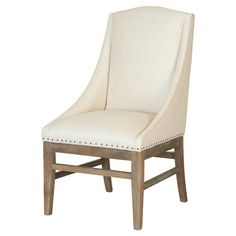 Pier 1 Imports Corinne Putty Dining Chair 2515 Mad ❤ Liked On Endearing Dining Room Chairs Pier One Design Ideas