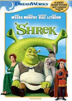 Shrek (01) Best Shrek movie