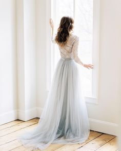 Alexandra Grecco wedding gown, must have wedding photo, wedding inspo, ny wedding photographer, ny wedding photos