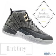"#NewBlogPost For our #Sneakerheads, Be sure to check out our blog post on the Air Jordan Retro 12s ""Dark Grey"" Click the link to find out what we think about of the new colorway for the 12s! They will be released on 11/18! #TechDaddy #DarkGrey #Jordan12s #DarkGrey12s #Retro12s #Jumpman #Jordan12"