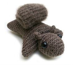Ravelry: Hanna the Squirrel amigurumi pattern by Megan Barclay