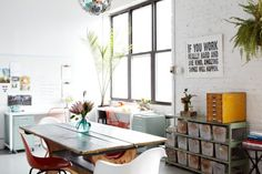 If you work really hard and are kind, amazing things will happen - via design sponge