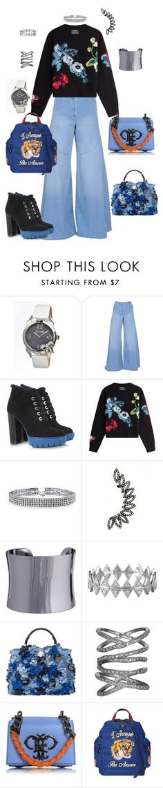 """""""Sem título #538"""" by esthefany-girardelli ❤ liked on Polyvore featuring Bertha, Kenzo, Anthony Vaccarello, Bling Jewelry, Morra Designs, Bony Levy, Fendi, Sidney Chung, Emilio Pucci and Gucci"""