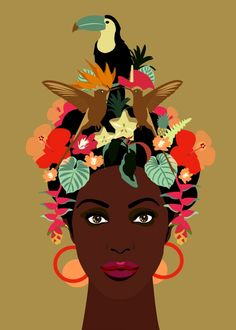 Women of the World by mdudziak. #officiallynatural