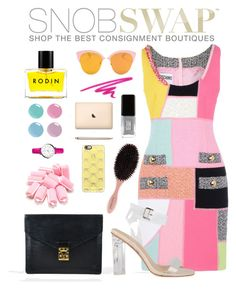 """""""It's All About The Ride"""" by beleev ❤ liked on Polyvore featuring Louis Vuitton, Moschino, Rodin, NARS Cosmetics, JINsoon, FOSSIL, Casetify and BethanyCreations"""