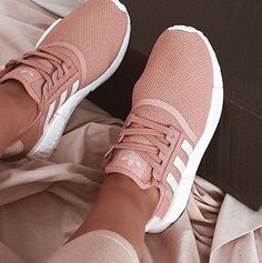 """Adidas"" Trendy Women& Pink Running Sport Shoes - Un .- ""Adidas"" Damenmode im Trend Pink Running Sportschuhe – Unbedingt kaufen – ""Adidas"" Trendy Women& Pink Running Sport Shoes – Must buy – buy - Adidas Shoes Women, Nike Women, Adidas Sneakers, Running Sneakers, Adidas Nmds, Rose Adidas, Girls Sneakers, Adidas Running Shoes, Cute Sneakers For Women"