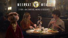 Introducing Meerkat Meals - Date night - YouTube Meals, Night, Youtube, Meal, Yemek, Youtubers, Youtube Movies, Food, Nutrition