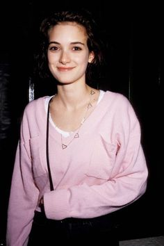 """thedarqness: """" wavering-souls: """" aciddaisies: """" soft grunge/models selfies that got people arrested you won't believe how """" ✞ now baby it's all gone ✞ """" & & DISPOSABLE& """" Winona Ryder 90s, Winona Ryder Style, Grunge Fashion, 90s Fashion, Fashion Trends, Spring Fashion, Soft Grunge, Pretty People, Beautiful People"""