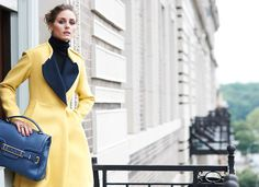 Need some tips on how to rock ANY coat? Click through to find out!