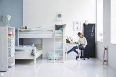 Łóżko piętrowe Corner - zdjęcie od Flexa - Pokój dziecka - Styl Skandynawski - Flexa