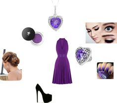 """""""Purples"""" by mindiblue2 ❤ liked on Polyvore"""