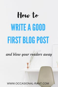 If you've been looking into Internet Marketing or making money online for any amount of time. News Blog, Blog Tips, Blog Writing Tips, First Blog Post, Content Marketing Strategy, Make Money Blogging, Blogging Ideas, Blogging For Beginners, Website