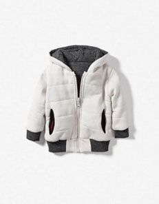 Reversible jacket coat for 29.90 ~Zara for Kids