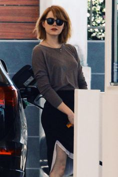 New pictures of Emma Stone(June 20, 2016)