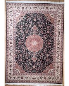 New Contemporary Persian Tabriz Area Rug 2155 - Area Rug