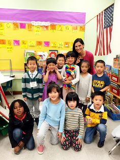 Nicole Zwiercan, 2016 Mrs. Illinois International, visited a Chicago school and read Rainbow Rabbit's story to some students!