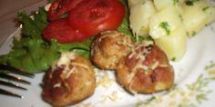 čufte s kuhanim krumpirom