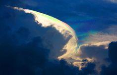 A Rare Colorful Cloud - http://yourvibration.com/pix/19047/