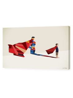 Walking Shadow 10 by Jason Ratliff (Canvas) by Curioos at Gilt