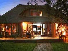 Mabalingwe Nature Reserve - an example of accommodation there - in Bela Bela, Limpopo, South Africa My Land, Nature Reserve, Far Away, Continents, Travel Around, Glamping, South Africa, The Darkest, Gazebo