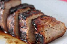 Ingredients: 4 tbs butter 2 tbs honey 1 1/2 pounds pork tenderloin, trimmed 1/2 tsp Cajun seasoning 1/2 tsp black pepper 3/4 cup water Directions: Preheat oven to 375 degrees. In an ovenproof pot, heat butter and honey over medium heat until melted. Sprinkle pork tenderloin with Cajun seasoning and black pepper. Brown each side …