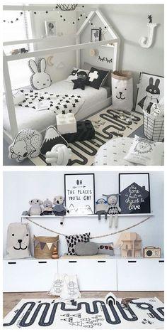 Diy Home Decor Bedroom, Baby Bedroom, Baby Room Decor, Kids Bedroom, Bedroom Storage, Bedroom Ideas, Playroom Storage, Kids Storage, Design Bedroom