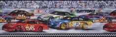 NASCAR WALLPAPER BORDERS