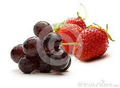 Black Grape And Strawberry - Download From Over 24 Million High Quality Stock Photos, Images, Vectors. Sign up for FREE today. Image: 32718590
