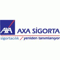 Axa Sigorta Logo. Get this logo in Vector format from https://logovectors.net/axa-7/