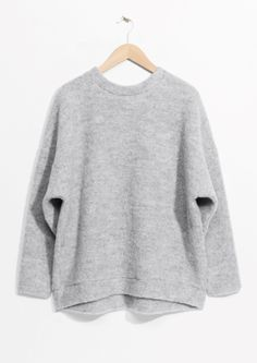 & Other Stories | Oversized Wool Sweater