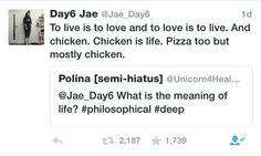 Same bro. Same >>Jae's tweets are the best
