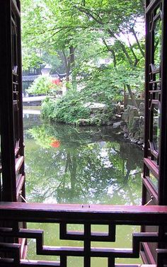 Suzhou 1: The Humble Administrator's Garden ~ China