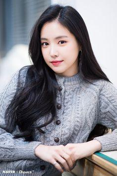 Son Na Eun Apink❤190108 Naver×DispatchHD