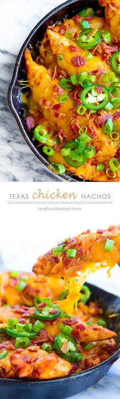 Texas Chicken Nachos _ Real Food by Dad