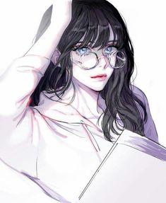 icu ~ Pin on Art ~ Visit the post for more. Pretty Anime Girl, Beautiful Anime Girl, Kawaii Anime Girl, Anime Art Girl, Manga Girl, Anime Girls, Avatar Manga, Chica Anime Manga, Art Et Illustration