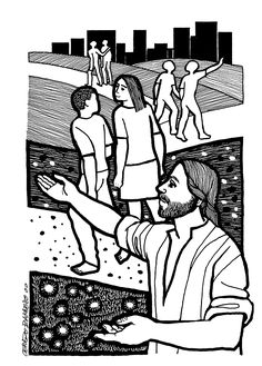 Evangelio según san Lucas (10,1-12.17-20), del domingo, 3 de julio de 2016