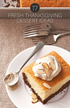 These stand-out Thanksgiving desserts will be gone before you know it: http://www.bhg.com/thanksgiving/recipes/fresh-thanksgiving-desserts/?socsrc=bhgpin111313thanksgivingdessert