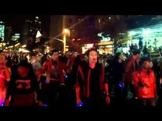 Halloween Parade~NYC~2013~Michael Jackson Tribute~NYCParadelife - YouTube