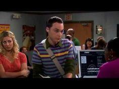 Sheldon at the DMV (The Big Bang Theory)