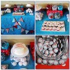 Whimsy & Wise Events: Wisely Planned Birthdays: Take Me Out to the Ball Game!