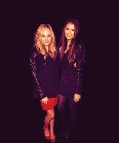 Candice & Nina   Rolling Stone Hosts The Bacardi Bash 150 Years Of Rocking The Party (x)